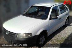 Volkswagen Gol, año 2006