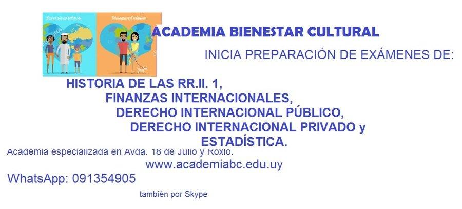 Preparación de exámenes y revisiones para Facultades